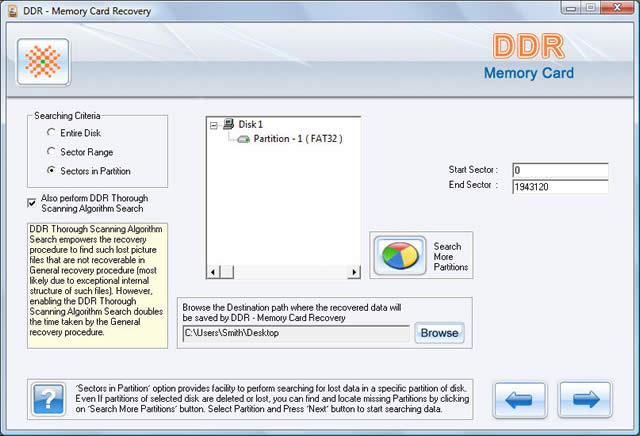 Recuperar fotos o archivos de tarjetas de memoria dañadas