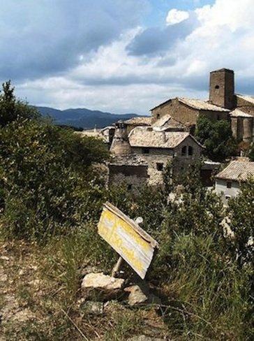 Etapa 1: Somport – Jaca (30'5 kilómetros).