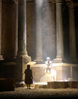 Teatro Romano de Merida, Festival de Teatro Clásico