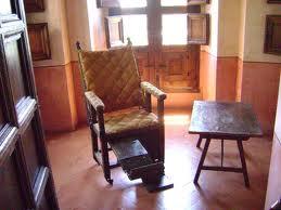 Interior del Monasterio de Yuste