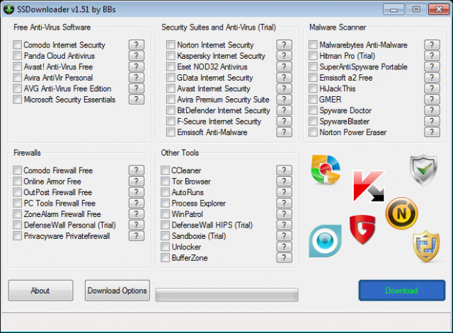 Security Software Downloader (SSDownloader)