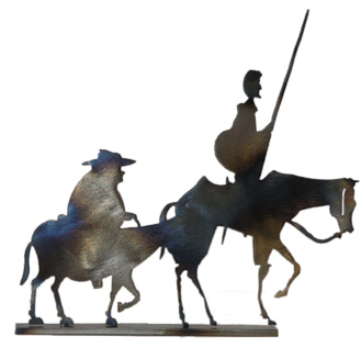 Ruta Quijote para el Puente