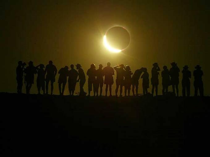 Eclipse lunar 15 junio en España