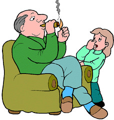 Ha dejado a fumar sudan los pies