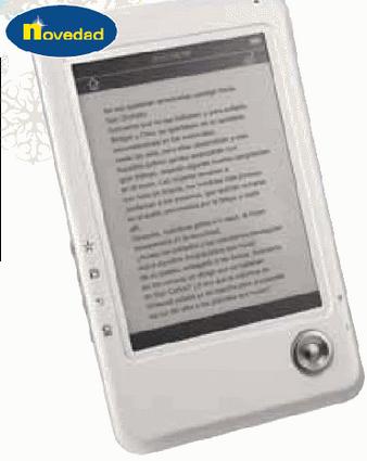 CEBO1 el lector de ebooks de Carrefur
