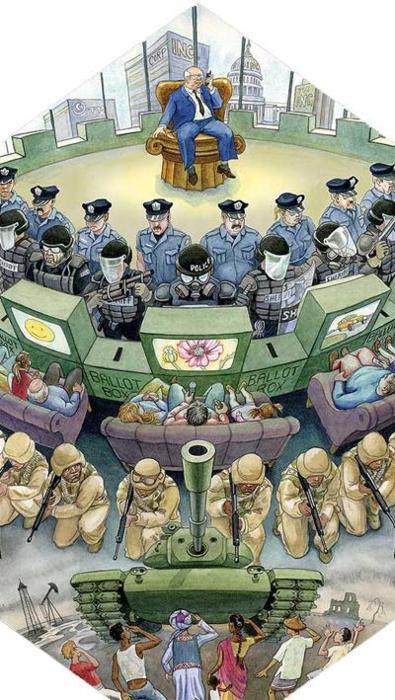 El mundo en el que vivimos