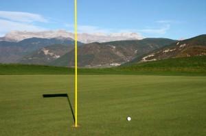 campos de golf en extremadura