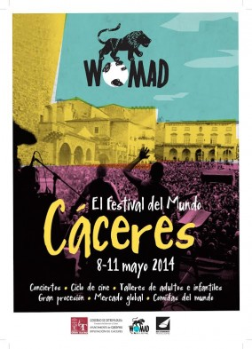 Cartel Womad 2014